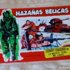 Tebeos: VENDO COMIC HAZAÑAS BELICAS (LA MUERTE TIENE MIL CARAS), Nº: 280. (VER 2ª FOTO EN EL INTERIOR).. Lote 143230134