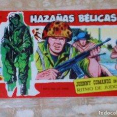 Tebeos: VENDO COMIC HAZAÑAS BELICAS (RITMO DEJUDO), Nº: 292. (VER 2ª FOTO EN EL INTERIOR).. Lote 143230162