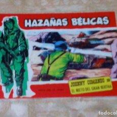 Tebeos: VENDO COMIC HAZAÑAS BELICAS (EL NIETO DEL GRAN BERTHA), Nº: 293. (VER 2ª FOTO EN EL INTERIOR).. Lote 143230186