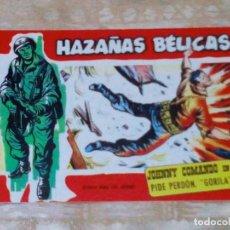 Tebeos: VENDO COMIC HAZAÑAS BELICAS (PIDE PERDÓN GORILA), Nº: 294. (VER 2ª FOTO EN EL INTERIOR).. Lote 143230210