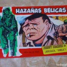 Tebeos: VENDO COMIC HAZAÑAS BELICAS (ADELGAZA GORILA), Nº: 298. (VER 2ª FOTO EN EL INTERIOR).. Lote 143230266