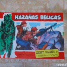 Tebeos: VENDO COMIC HAZAÑAS BELICAS (TIERRA DE NADIE), Nº: 300. (VER 2ª FOTO EN EL INTERIOR).. Lote 143274954
