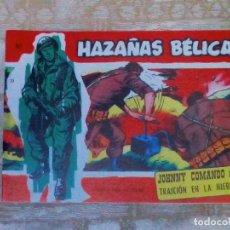 Tebeos: VENDO COMIC HAZAÑAS BELICAS (TRAICIÓN EN LA NIEBLA), Nº: 302. (VER 2ª FOTO EN EL INTERIOR).. Lote 143275466