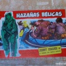 Tebeos: VENDO COMIC HAZAÑAS BELICAS (EL HOMBRE QUE MURIÓ MAÑANA), Nº: 303. (VER 2ª FOTO EN EL INTERIOR).. Lote 143275642