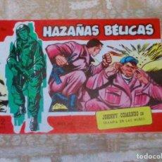 Tebeos: VENDO COMIC HAZAÑAS BELICAS (TRAMPA EN LAS NUBES), Nº: 304. (VER 2ª FOTO EN EL INTERIOR).. Lote 143275746