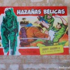 Tebeos: VENDO COMIC HAZAÑAS BELICAS (EN EL ÚLTIMO INSTANTE), Nº: 305. (VER 2ª FOTO EN EL INTERIOR).. Lote 143276190