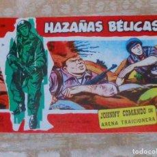 Tebeos: VENDO COMIC HAZAÑAS BELICAS (ARENA TRAICIONERA), Nº: 308. (VER 2ª FOTO EN EL INTERIOR).. Lote 143276610