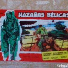 Giornalini: VENDO COMIC HAZAÑAS BELICAS (UNIDAD ESPECIAL GORILA), Nº: 315. (VER 2ª FOTO EN EL INTERIOR).. Lote 143283518