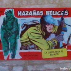 Giornalini: VENDO COMIC HAZAÑAS BELICAS (EL HEROE DEL BARRIO), Nº: 281. (VER 2ª FOTO EN EL INTERIOR).. Lote 143284686