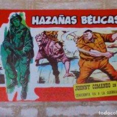 Giornalini: VENDO COMIC HAZAÑAS BELICAS (CENICIENTA VA A LA GUERRA), Nº: 284.(VER 2ª FOTO EN EL INTERIOR).. Lote 143350710