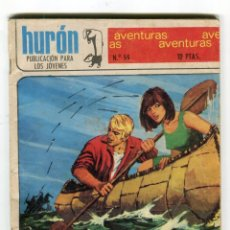 Tebeos: HURÓN EL BOTIN PERDIDO EDICIONES TORAY Nº 55 ARTICULO ORIGINAL AÑO 1969. Lote 143551986