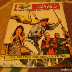 Tebeos: EL JAVANÉS Nº 1 LOS PIRATAS DEL MAR DE CHINA TORAY 1970. Lote 143574010