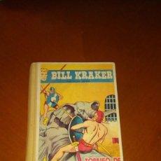Tebeos: ---BILL KRAKER--COLECCIÓN COMPLETA ORIGINAL--. Lote 143739418