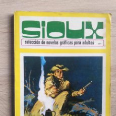 Tebeos: SIOUX Nº 1 ** TORAY. Lote 144104886