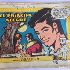 Tebeos: EL PRÍNCIPE ALEGRE. Lote 144148854