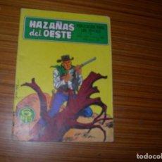 Tebeos: HAZAÑAS DEL OESTE Nº 196 EDITA TORAY . Lote 144319594