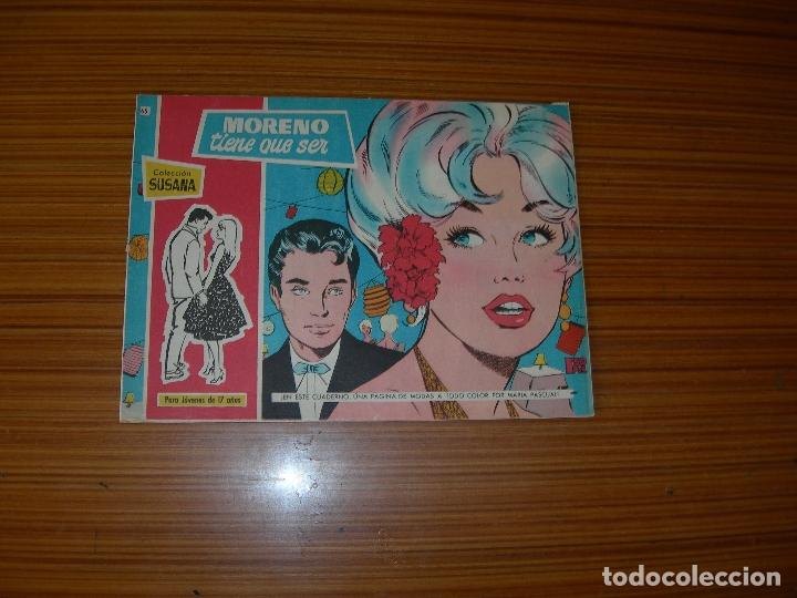SUSANA Nº 65 EDITA TORAY (Tebeos y Comics - Toray - Susana)