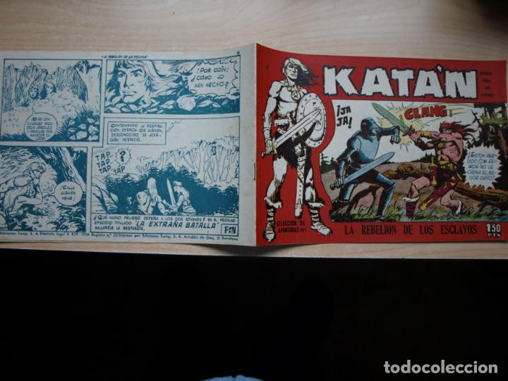 KATAN - NÚMERO 2 - ORIGINAL - TORAY (Tebeos y Comics - Toray - Katan)