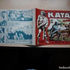 Comics - KATAN - NÚMERO 2 - ORIGINAL - TORAY - 144749258