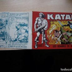 Comics - KATAN - NÚMERO 1 - ORIGINAL - TORAY - 144749322