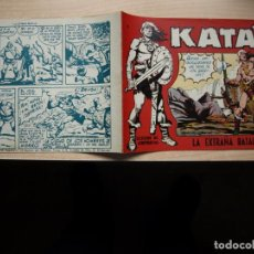 Comics - KATAN - NÚMERO 3 - ORIGINAL - TORAY - 144749350