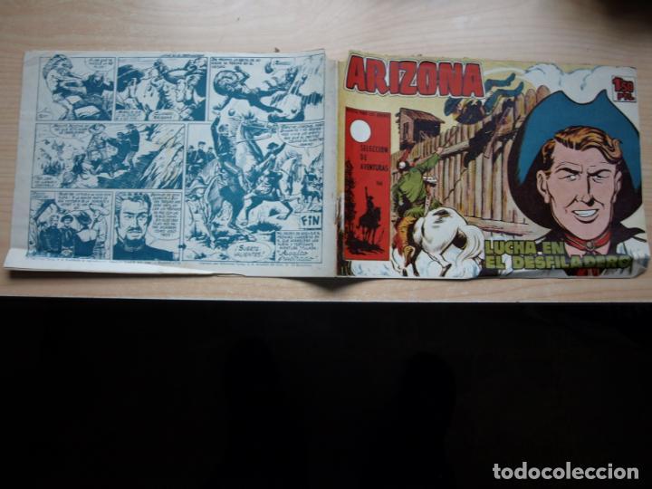 ARIZONA - NÚMERO 4 - ORIGINAL - TORAY (Tebeos y Comics - Toray - Otros)