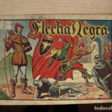 Tebeos: FLECHA NEGRA - PRECIO 3 PESETAS - TORAY. Lote 144780886