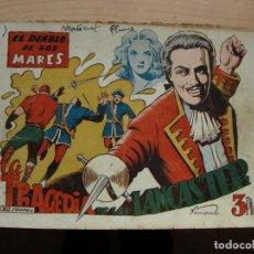 Tebeos: EL DIABLO DE LOS MARES - VOLUMEN XVI - PRECIO 3 PESETAS - TORAY. Lote 144781326