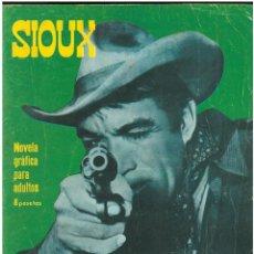 Livros de Banda Desenhada: SIOUX Nº 53. TORAY. C-30B. Lote 144888970
