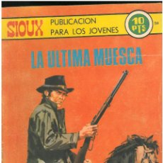 Livros de Banda Desenhada: SIOUX Nº 154. TORAY. C-30B. Lote 144900410
