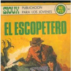 Livros de Banda Desenhada: SIOUX Nº 163. TORAY. C-30B. Lote 144900550