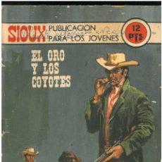 Livros de Banda Desenhada: SIOUX Nº 181. TORAY. C-30B. Lote 144900714