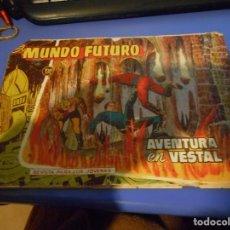 Tebeos: TEBEO TORAY MUNDO FUTURO AVENTURA EN VESTAL. Lote 145366238