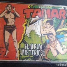 Tebeos: Nº118 EL ALBUM MISTERIOSO. Lote 145414002