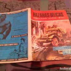 Tebeos: HAZAÑAS BELICAS Nº 251-COORDENARAS BELICAS . TORAY.. Lote 145475518