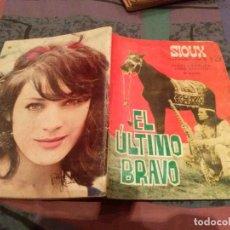 Tebeos: SIOUX Nº 60 EL ULTIMO BRAVO - EDICIONES TORAY, AÑO 1969. Lote 145479986