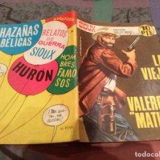 Tebeos: SIOUX Nº 116 LA VIEJA Y LA VALEROSA MATILDE - EDITORIAL TORAY 1968. Lote 145480682