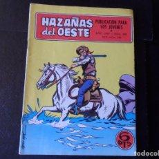 Tebeos: HAZAÑAS DEL OESTE N º 200 EDITORIAL TORAY . Lote 145573558