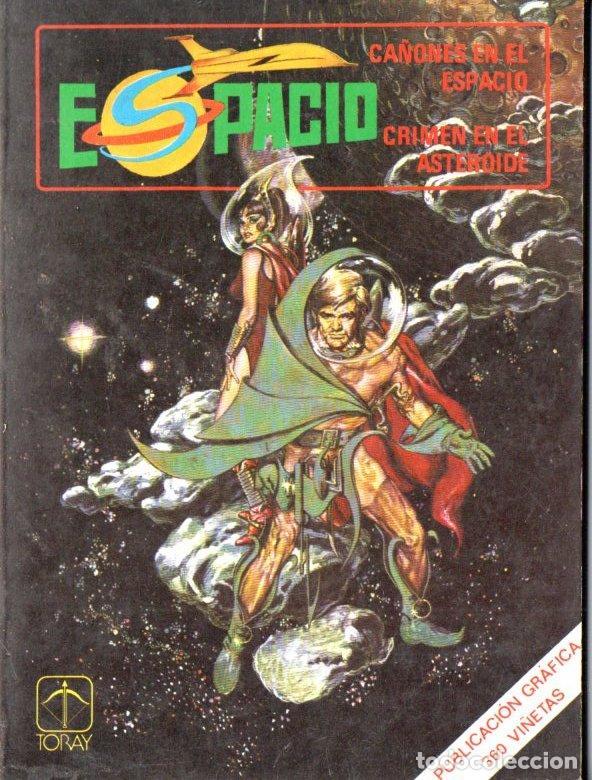 ESPACIO TORAY Nº 6 (Tebeos y Comics - Toray - Otros)
