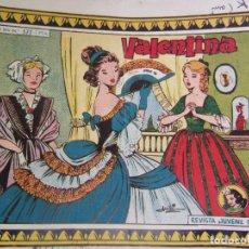 Tebeos: REVISTA JUVENIL FEMENINA AZUCENA NUM. 577- VALENTINA. Lote 155178224