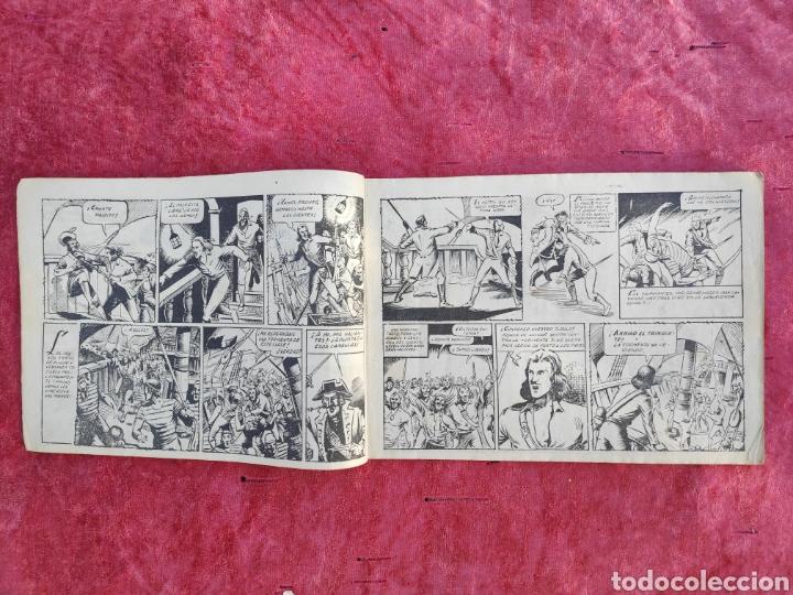 Tebeos: LOTE DE 7 TEBEOS - EL DIABLO DE LOS MARES - Nº 1 VOLUMENES : I-II-III-IV-VI-XVII-XIX - ORIGINALE - Foto 3 - 146223800