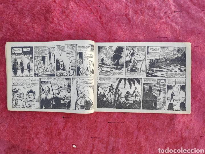 Tebeos: LOTE DE 7 TEBEOS - EL DIABLO DE LOS MARES - Nº 1 VOLUMENES : I-II-III-IV-VI-XVII-XIX - ORIGINALE - Foto 4 - 146223800