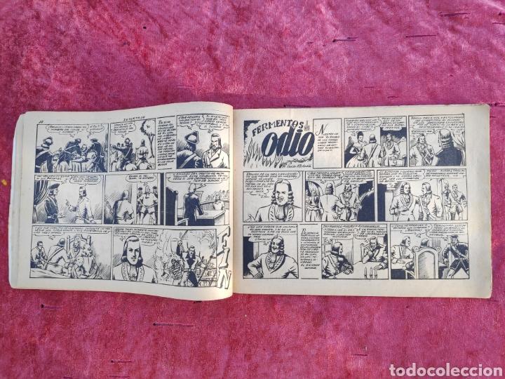 Tebeos: LOTE DE 7 TEBEOS - EL DIABLO DE LOS MARES - Nº 1 VOLUMENES : I-II-III-IV-VI-XVII-XIX - ORIGINALE - Foto 24 - 146223800