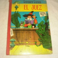 Tebeos: LUCKY LUKE . EL JUEZ. TORAY 1964.. Lote 146682254