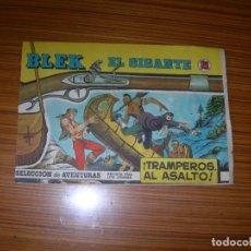 Tebeos: BLEK EL GIGANTE Nº 125 EDITA TORAY. Lote 146983914