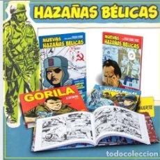 Tebeos: HAZAÑAS BÉLICAS (RECOPILACIÓN DE HAZAÑAS BÉLICAS Y NUEVAS HAZAÑAS BÉLICAS, VER DESCRIPCIÓN). Lote 147014694