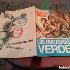 Tebeos: RELATOS DE GUERRA Nº175 - LOS FANTASMAS VERDES EDICIONES TORAY. Lote 147035454