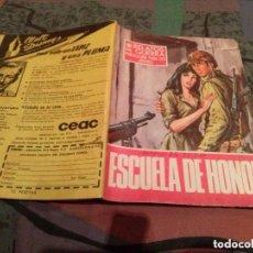 Tebeos: RELATOS DE GUERRA - Nº 170 - ESCUELA DE HONOR - EDICIONES TORAY - AÑO 1969.. Lote 147035754