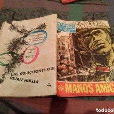Tebeos: RELATOS DE GUERRA Nº.167 - MANOS AMIGAS - EDICIONES TORAY. Lote 147035990