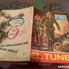 Tebeos: RELATOS DE GUERRA Nº 157 - EL TUNEL - EDI. TORAY 1968. Lote 147036450